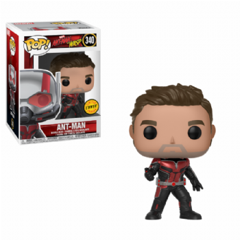 Pre-Order Funko Pop! Vinyl Ant-Man & The Wasp Ant-Man Chase Variant